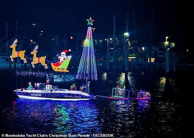 The Mooloolaba Yacht Club, on the Queensland Sunshine Coast, has cancelled the 2020 Christmas Boat Parade