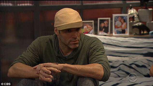 Secret alliance:Cody also learned from Enzo about Christms being in a secret final three alliance with Memphis who had two end-game Wise Guys alliances