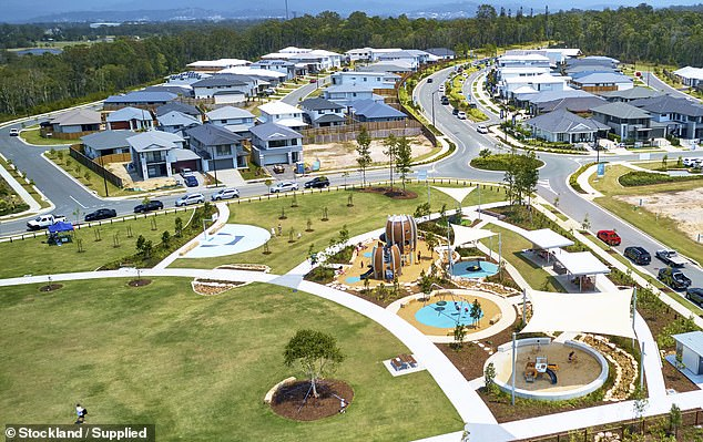 Stockland, which also owns suburban shopping malls, is expecting professionals working from home instead of the city to demand cosmopolitan cafes and restaurants in their suburbs