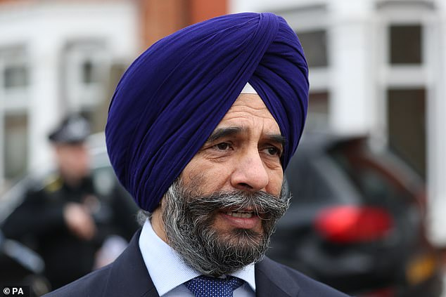 Jas Athwal, the Labour leader of Redbridge Borough Council, today called for an immediate London lockdown which would include a ban on visiting friends and families
