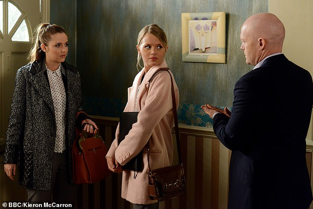 Character:The actress played Lucy Beale from 2012 to 2015 until the character was bumped off by her brother Bobby Beale