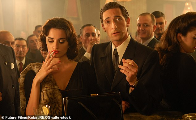 Manolete: In 2008, the same year she won her Oscar, Cruz smoked during her role in Manolete with Adrien Brody