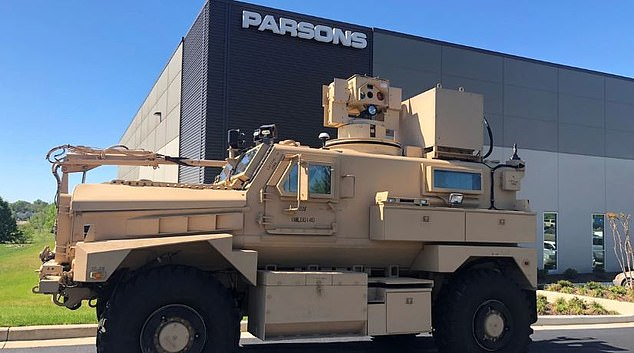 Virginia-based Parsons Corporation won a $40 million contract to develop the Recovery of Airbase Denied by Ordnance (RADBO) system, which it claims will be able to explode landmines and other ordinance from a safe 986-foot distance