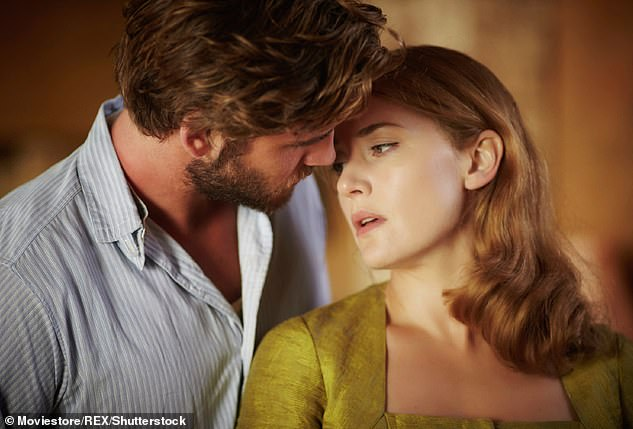'Not bad': The radio stars praised English actress Kate Winslet's (right) Australian accent in The Dressmaker, as it sounded 'so natural'