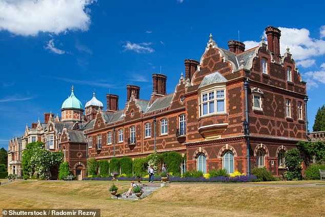 The Queen typically spends her winter break at the Sandringham estate, travelling up to Norfolk after the Christmas party for extended family members at Buckingham Palace in December