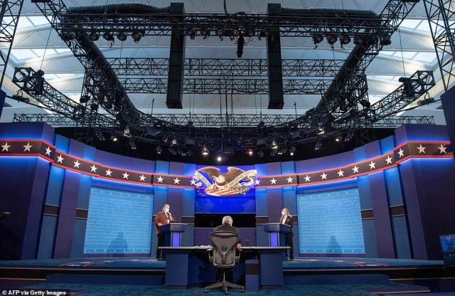 Tuesday's clash in Cleveland, Ohio, the first of three 90-minute debates, represents the first time voters will have the chance to see the candidates facing off against one another directly