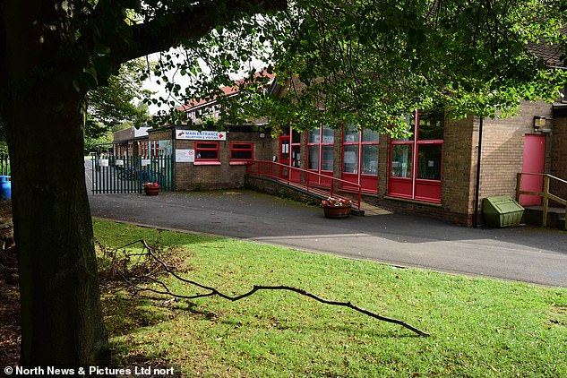 Staff and pupils at the Newcastle school were offered support following the girl's death