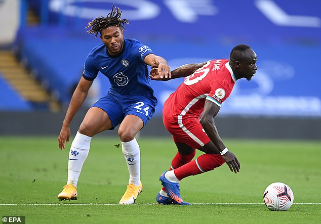 Sadio Mane rioted at Stamford Bridge as Liverpool comfortably defeated Chelsea 2-0