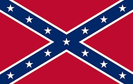 The Civil War-era Battle Flag of the Army of Northern Virginia is today known as the symbol of the Confederacy