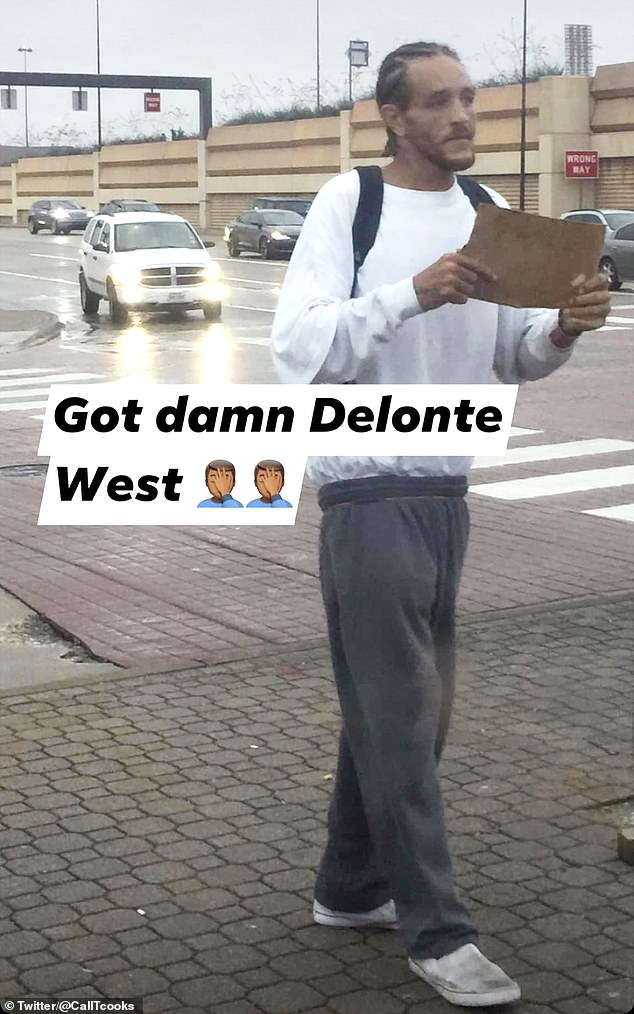 Troubled former NBA guard Delonte West was met at a Texas gas station by Dallas Mavericks owner Mark Cuban in the latest attempt to help the 37-year-old, who has battled bipolar disorder and a reported drug problem. According to TMZ , Cuban had been trying to reach West for days after a photograph of him begging on the streets of Dallas went viral last week. Ultimately the billionaire was able to get in touch with West, who agreed to meet