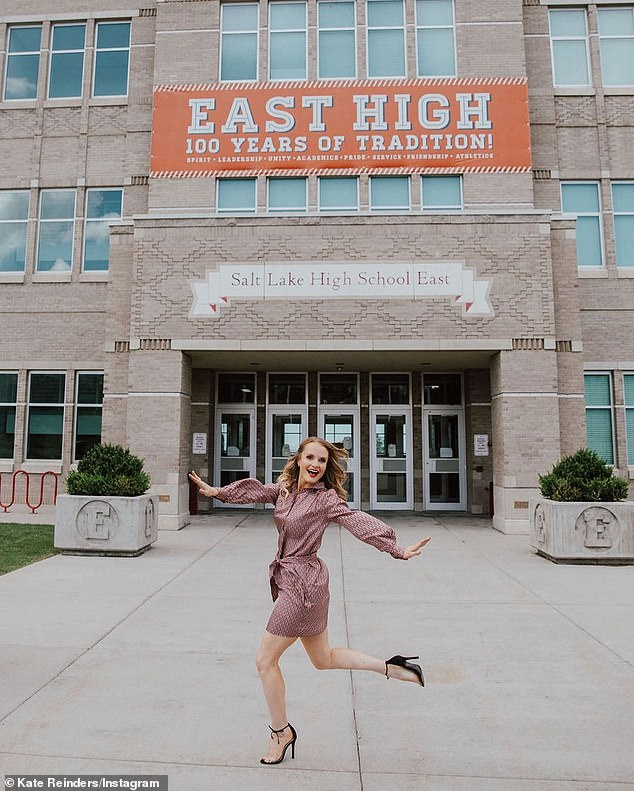 Upcoming acting gig! Derek also scored a recurring role as Miss Jen's (Kate Reinders, pictured August 29) ex-boyfriend Zack in the second season of Disney+ spin-off High School Musical: The Musical - The Series