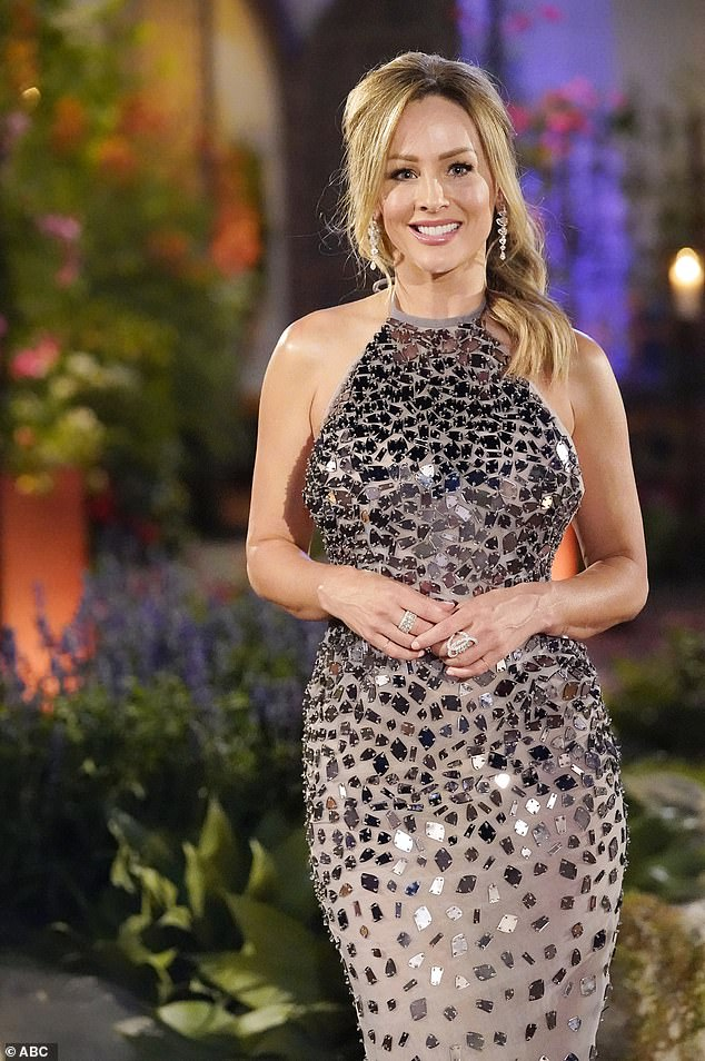Rumors, roses and love, oh dear!  Clare reportedly fell in love with contestant Dale Moss early in the process and would then be replaced by fan favorite Tayshia Adams to become this year's Bachelorette.