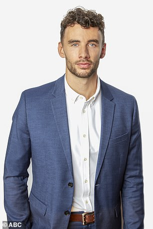 Guys: Commercial roofer Brendan, 30, of Milford, Mass., And IT account manager Chasen, 31, of San Diego, will pursue new Bachelorette