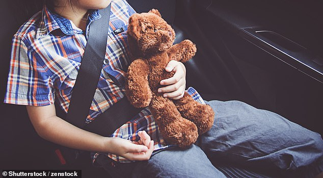 A driver will lose six points for travelling without wearing their seat belt and 12 points if two passengers are not wearing their belt