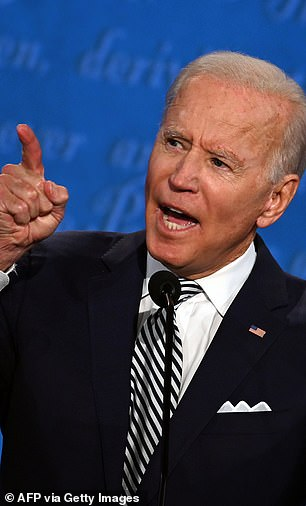 But as horrible as Trump is, Biden could and should have done a lot more to counter and exploit the restless president. Instead, the Democratic candidate has been weak and ineffective throughout the debate, failing to deliver real blows to Trump.