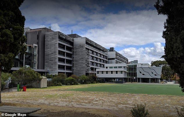 Scientists at Melbourne's Walter & Eliza Hall Institute (pictured) are studying whether the drug works as a COVID-19 prophylactic
