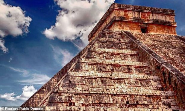 Tierra Blanca Jove killed everything within 25 miles and doubled the size for a century-let-two.  But Mayan culture survived, by that point it has already expanded into Central America
