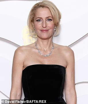 American-born actress Gillian Anderson will play Lady Thatcher