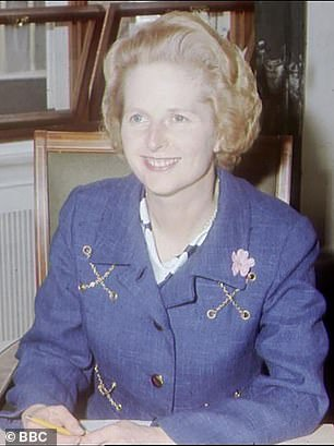 As a young Conservative MP for Finchley in the 1960s, Mrs Thatcher found herself invited to Buckingham Palace garden parties