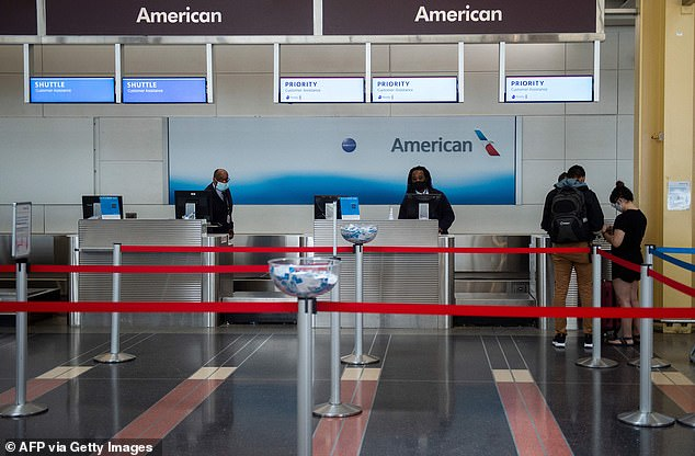 CEO of American Airlines Doug Parker announced that 19,000 workers would be furloughed beginning from Thursday in a letter to staff this weekafter lawmakers and the White House failed to agree on a broad pandemic relief package that includes more federal aid for airlines