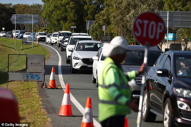 Queensland's border will remain closed to most of New South Wales for at least another month, Deputy Premier Steven Miles confirmed on Thursday