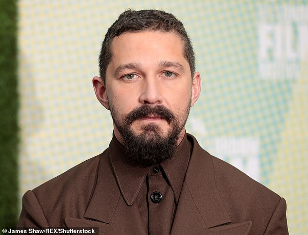 Charges: Shia was reportedly charged with battery and theft following an altercation with a man over the summer. He's pictured in October 2019 above