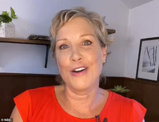 Candid: NBC News correspondent Kristen Dahlgren has revealed she will undergo Resensation, a procedure to attempt to regain feeling in her chest after a double mastectomy