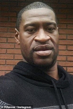 Floyd, who was black and handcuffed, died May 25 after a white Minneapolis police officer used his knee to pin down his neck for several minutes as he begged for air and eventually stopped moving