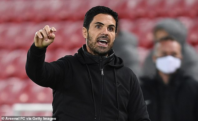 Arsenal manager Mikel Arteta has been studying Sheffield United for the past two seasons