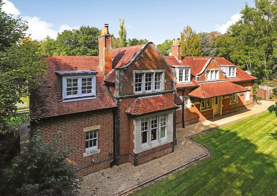 The sale comes after the former Droxford Station, which is now a private home, went on sale for £1.5million