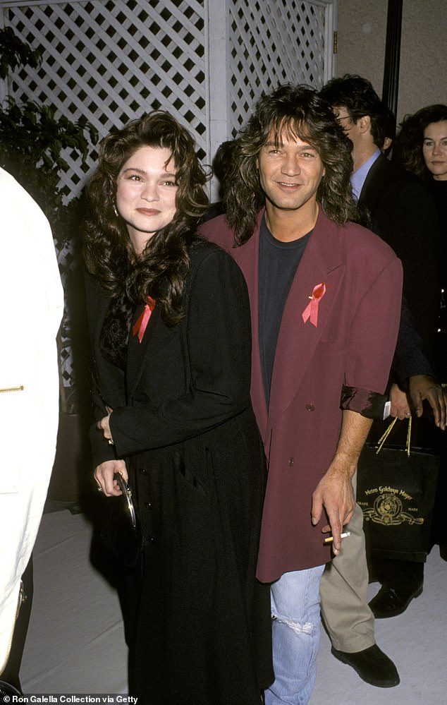 Both Bertinelli and Van Halen cheated on each other, beginning four years into the marriage