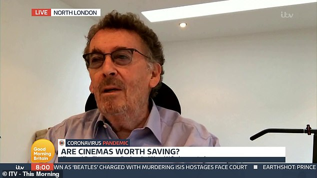 He went on to argue that bigger cinemas have to adapt to the demands of the public, who he believes would rather go to visit places like Electric Cinema , where tickets in Portobello start at £17.50