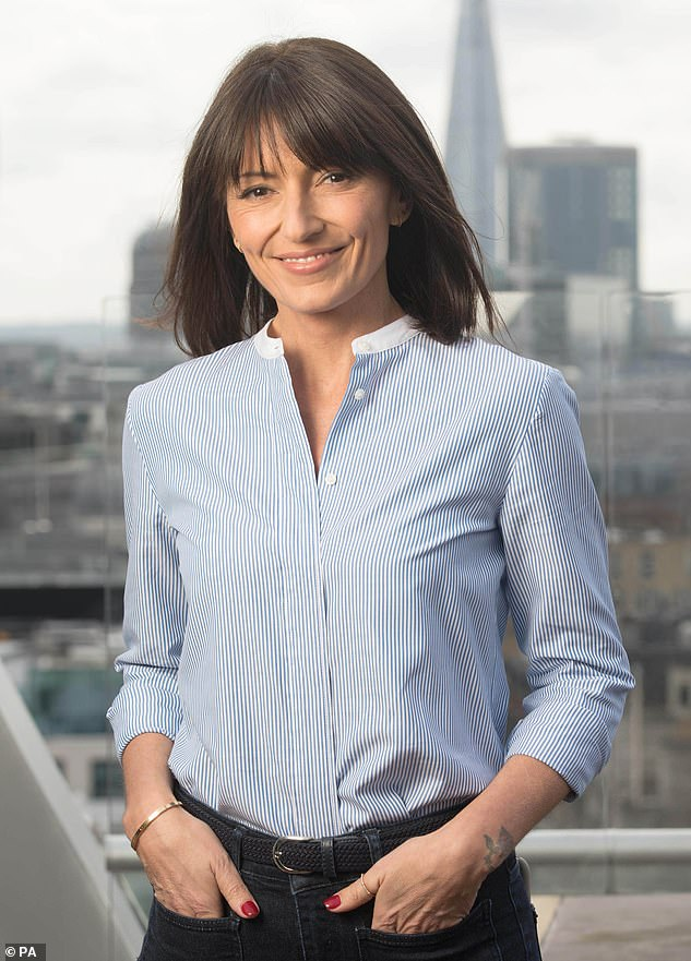It's back! Changing Rooms is set for a surprise return to screens after a 16-year break, with Davina McCall (pictured) and Laurence Llewelyn-Bowen as hosts