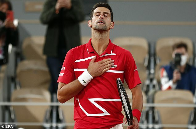 Djokovic will have to do something that no previous Roland Garros finalist did against Nadal