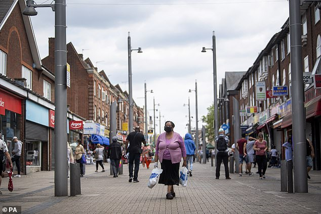 Walthamstow was London's leading inflation zone in terms of asking prices over the past decade, according to Rightmove, and second only to Easton in Bristol nationally.