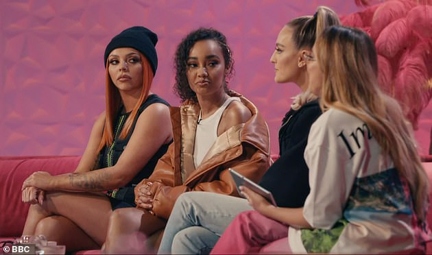 Show us the talent! Jade joined teammates Jesy Nelson, Leigh-Anne Pinnock and Perrie Edwards, in their search for the UK's next big groups on Saturday night.