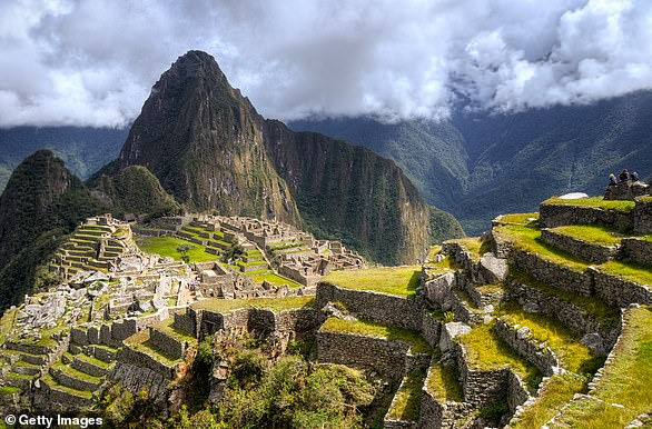 Machu Picchu is the most famous site left over from the Inca Empire, which was once the largest and richest in the Americas.