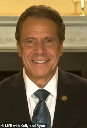 New York Governor Andrew Cuomo's book titled American Crisis: Leadership Lessons from the COVID-19 Pandemic was released on Tuesday