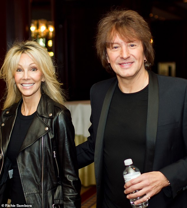 Locklear and Sambora married in 1994 but divorced in 2007. In the subsequent years after their divorce, Locklear struggled