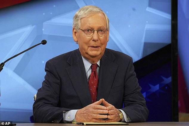 Outgoing senator is running for seventh term in Kentucky
