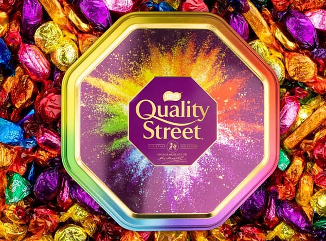 Customers took to social media to complain after several Quality Street clubs were sorely lacking in their favorite flavors
