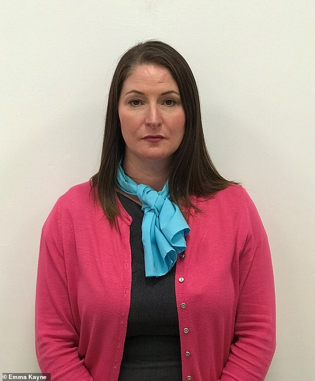 Emma Kayne, 45, runs Kayne Travel in Wath-upon-Dearne, Rotherham - her business was just two-years-old when the pandemic struck and she says living with 'a constant feeling of dread'