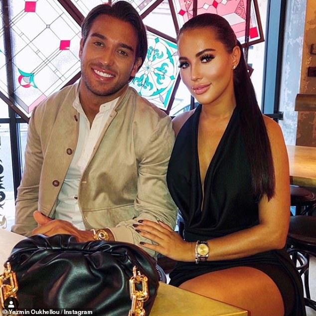 Reflective:Earlier this month, Yazmin took to Instagram to share how much she and James have 'grown as people' since rekindling their relationship