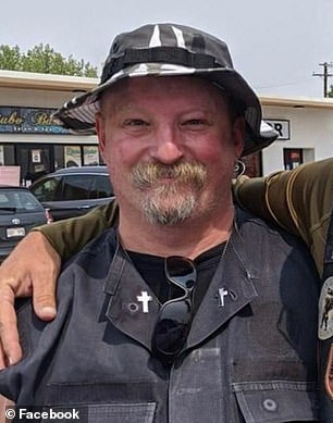 Family members identified Keltner (pictured) as the victim