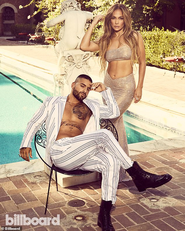 Next for Jenny:Jennifer Lopez is already talking about her new project for 2021: the film Marry Me with Maluma. On Thursday the actress talked to Billboard for their 2020 Latin Power Players issue about the romantic comedy which she says is close to her heart