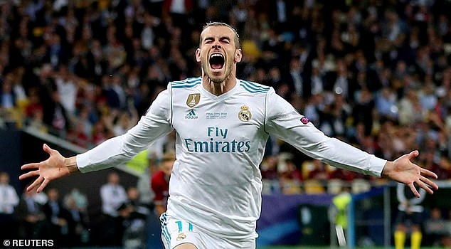 Bale has won 15 major trophies at Real Madrid but has been criticized for staying in the shadows