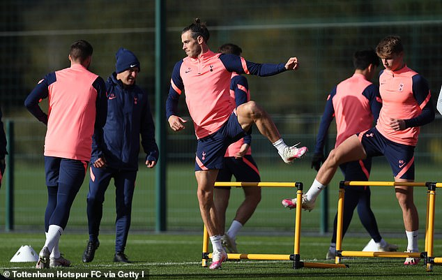 The 31-year-old returns to training after recovering from a knee injury and getting back into shape