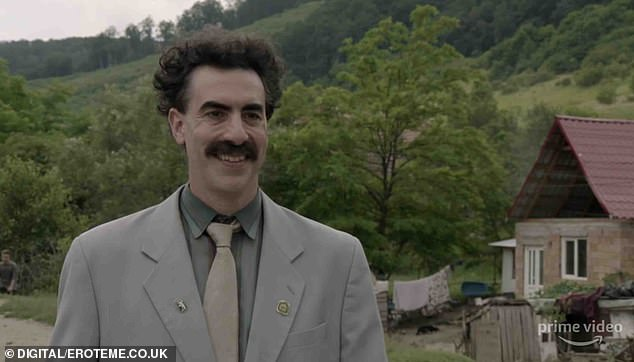 Borat 2 follows the journey of Kazakh character Borat Sagdiyev to the United States where he presents his daughter in a cotillion ceremony in the south