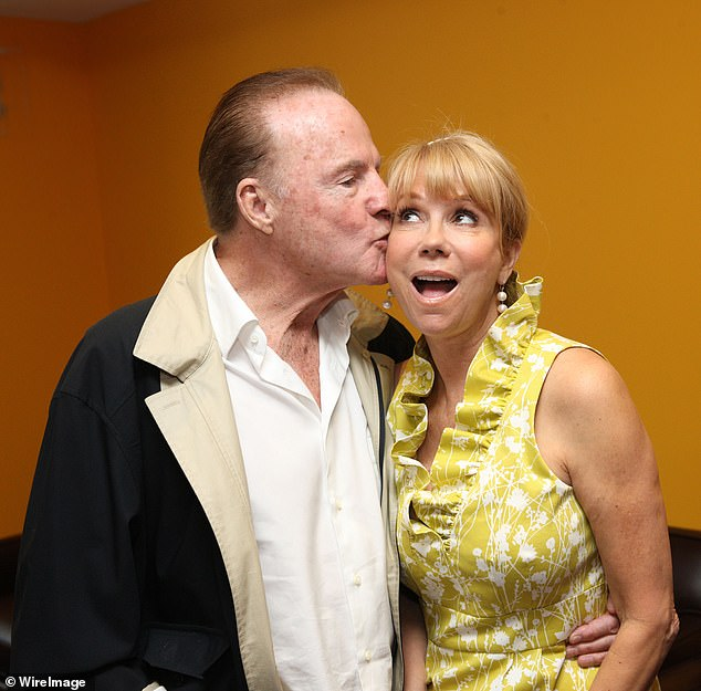 Frank and Kathie Lee:Kathie Lee Gifford had two children with Frank Gifford, Cassidy and Cody, who were both married earlier this year, though she said she's not waiting for grandchildren