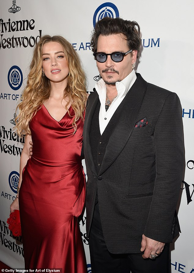 First met: Depp and Heard first met on the set of the Hunter S. Thompson adaptation The Rum Diary in 2009, and started dating in 2012 after Depp split from Vanessa Paradis